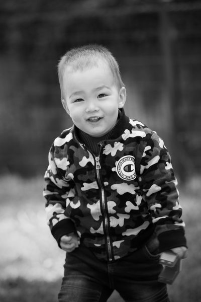 Family Melbourne Photography: Son portrait