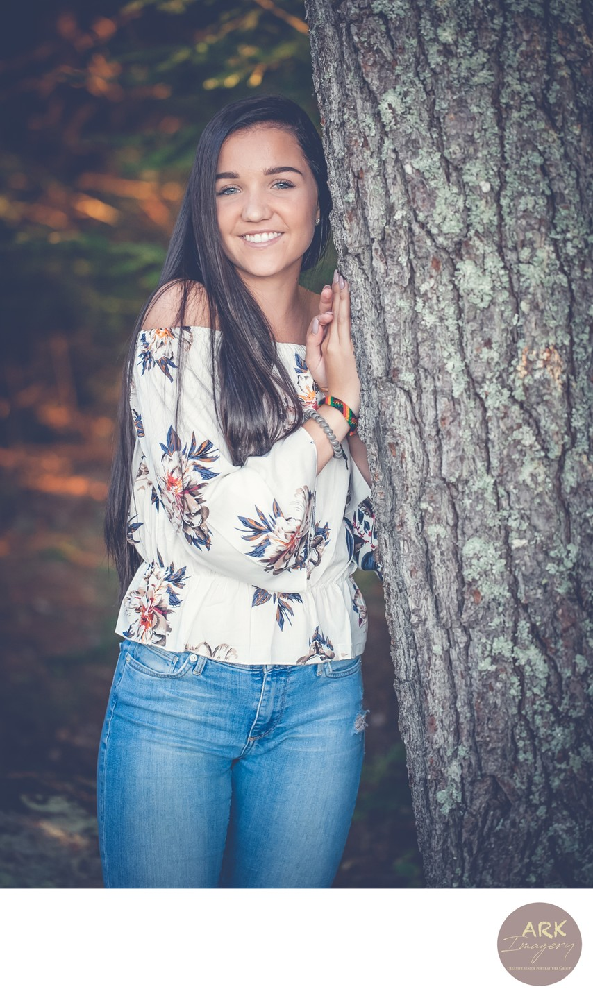Portland Senior Portrait Photographers