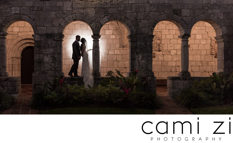 The Ancient Spanish Monastery Wedding