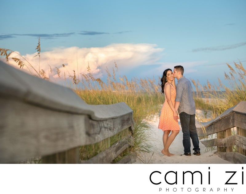 Stunning Fort Walton Beach Engagement