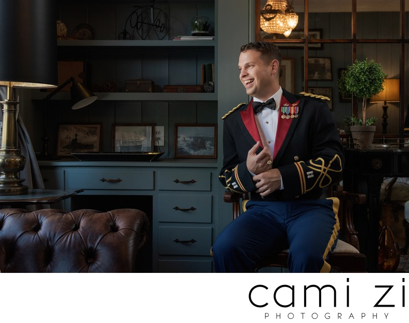 Best Military Wedding Photographer