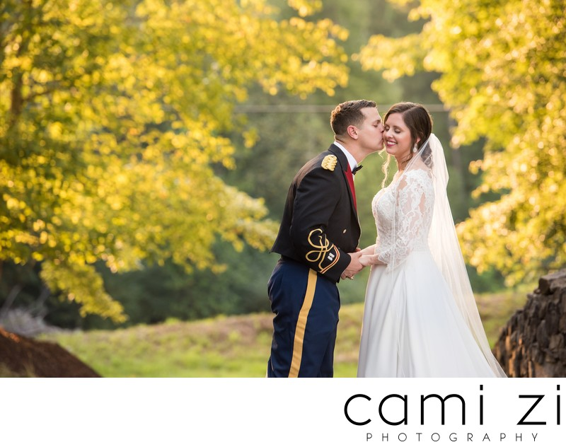 Fort Walton Military Wedding Photographer