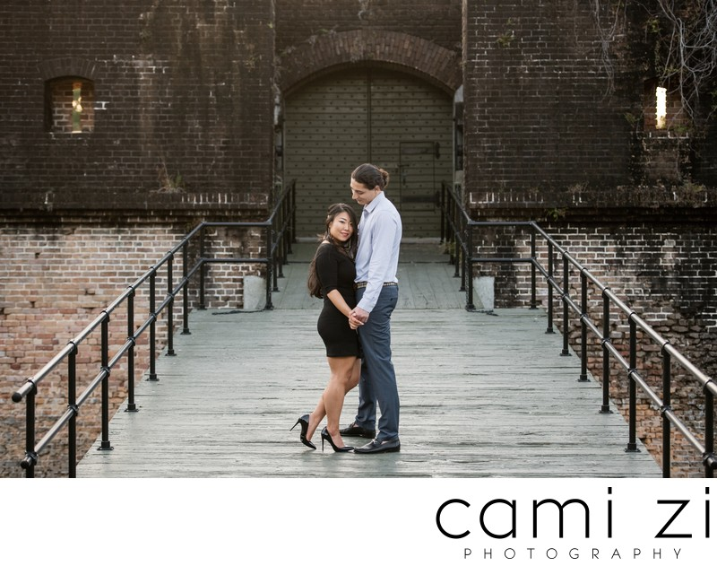 Fort Barrancas Engagement Session