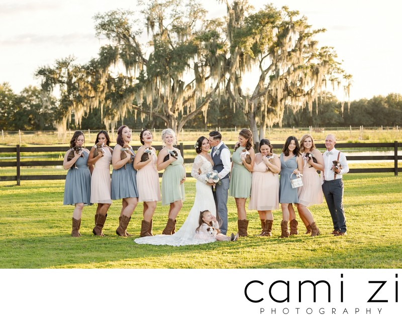 Pensacola Wedding Photographer Puppies