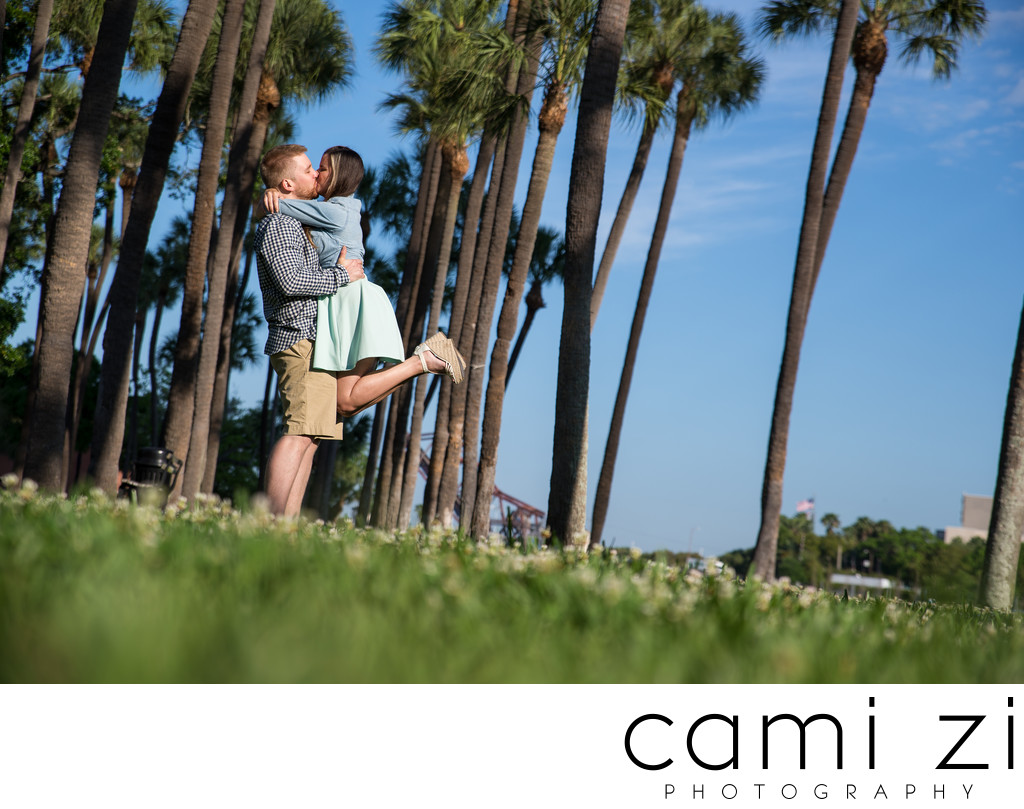 Destination Engagement Photographer in Pensacola