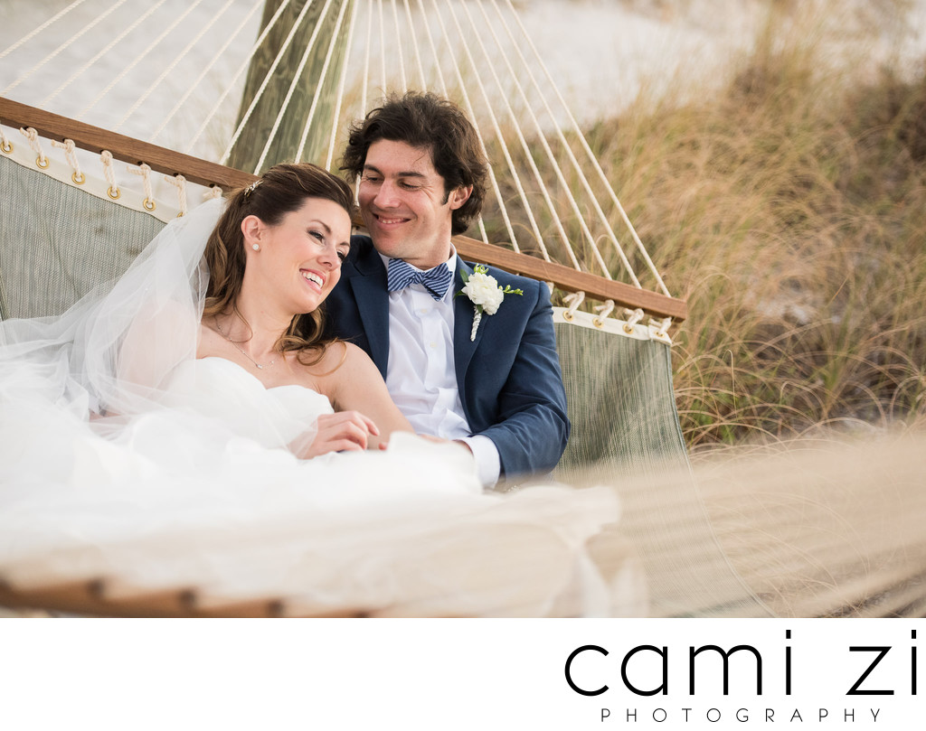 Intimate Wedding in Pensacola Beach
