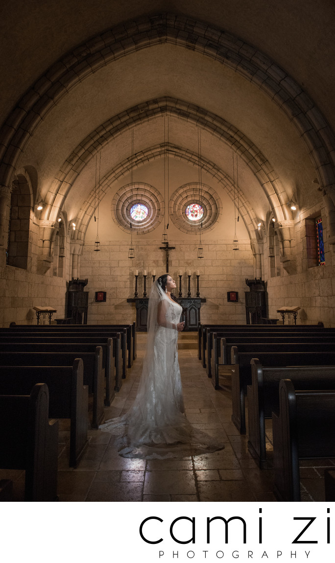 Ancient Spanish Monastery Wedding Photographer