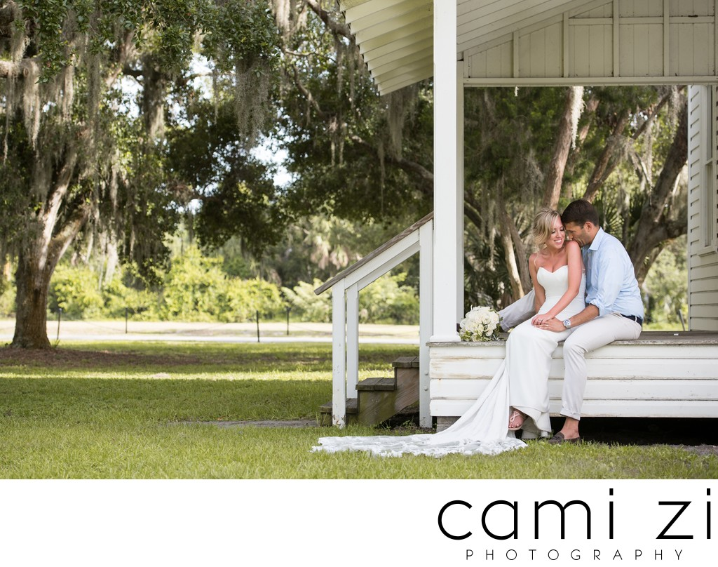 Phillippi Estate Park Wedding
