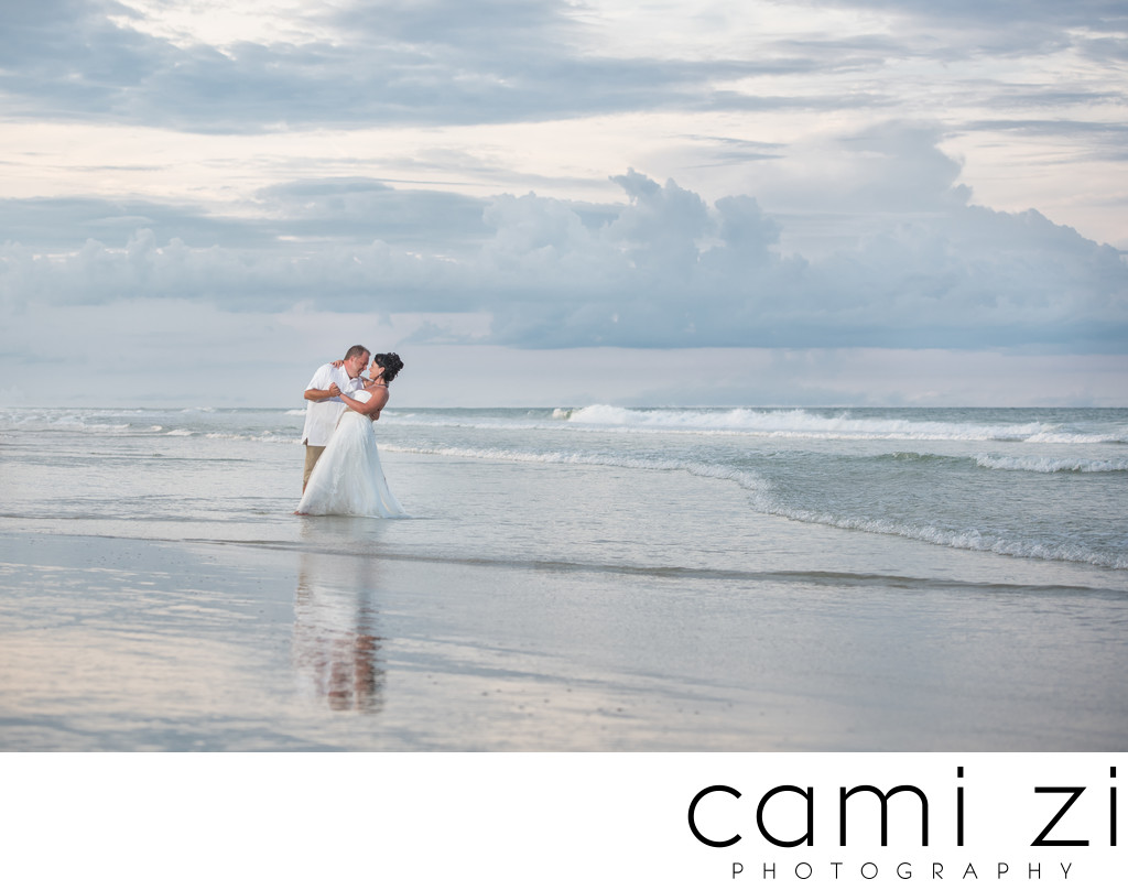 Second Chance Pensacola Beach Wedding