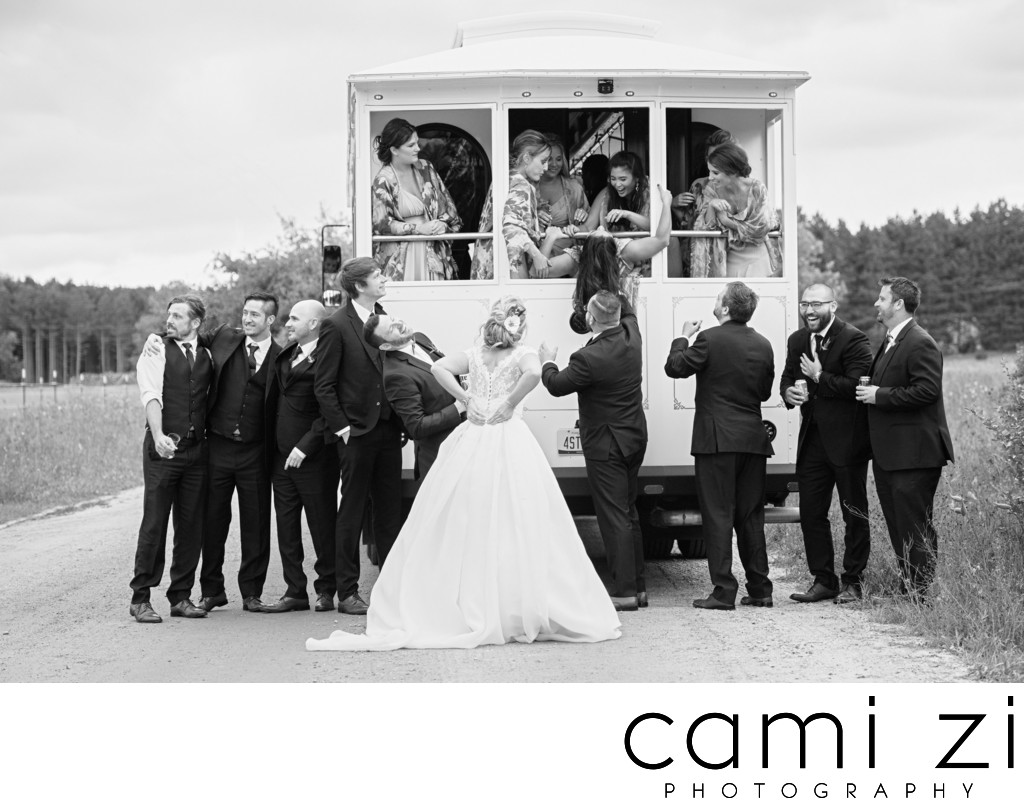Midwest Destination Wedding Photographer