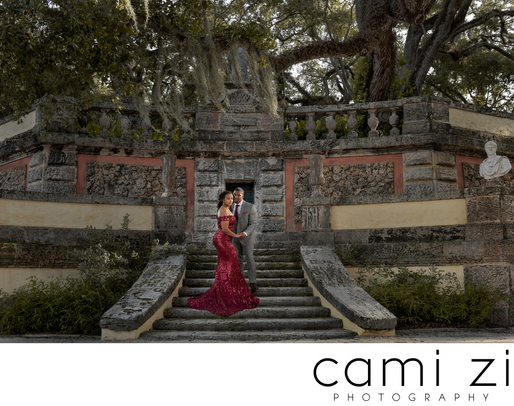 Vizcaya Engagement