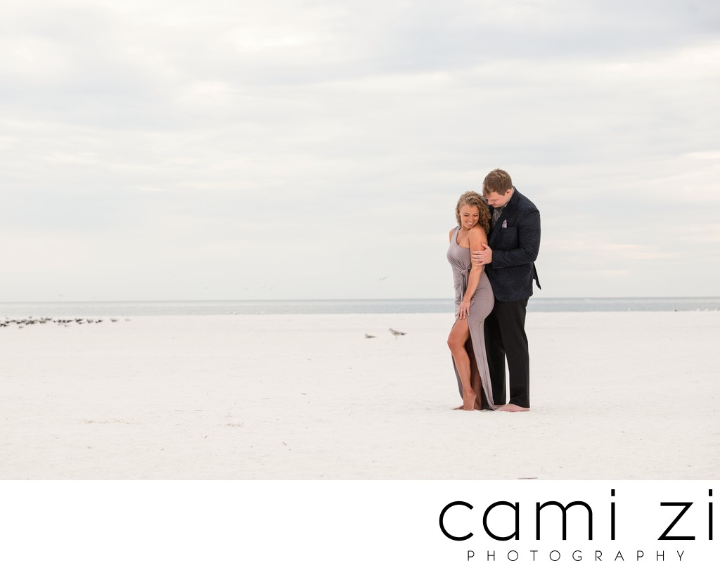 Pensacola Beach Engagement