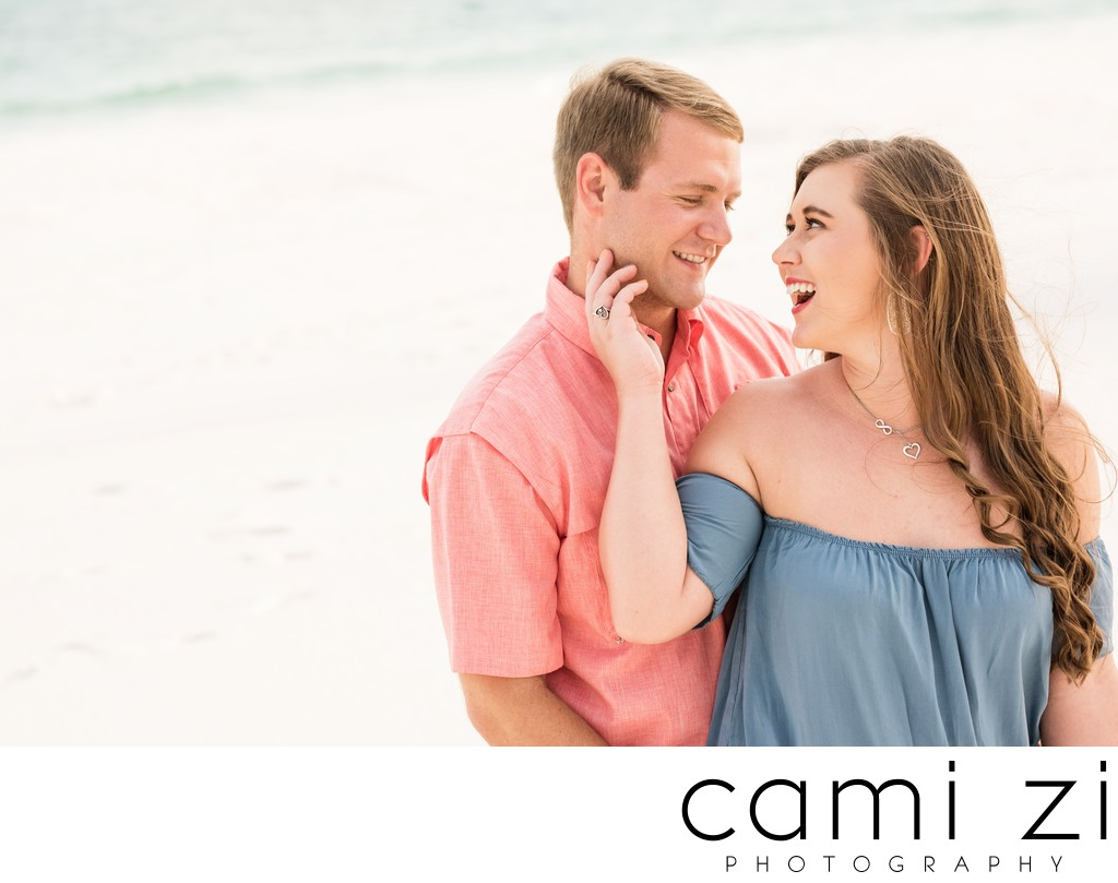 Engagement in Pensacola Beach