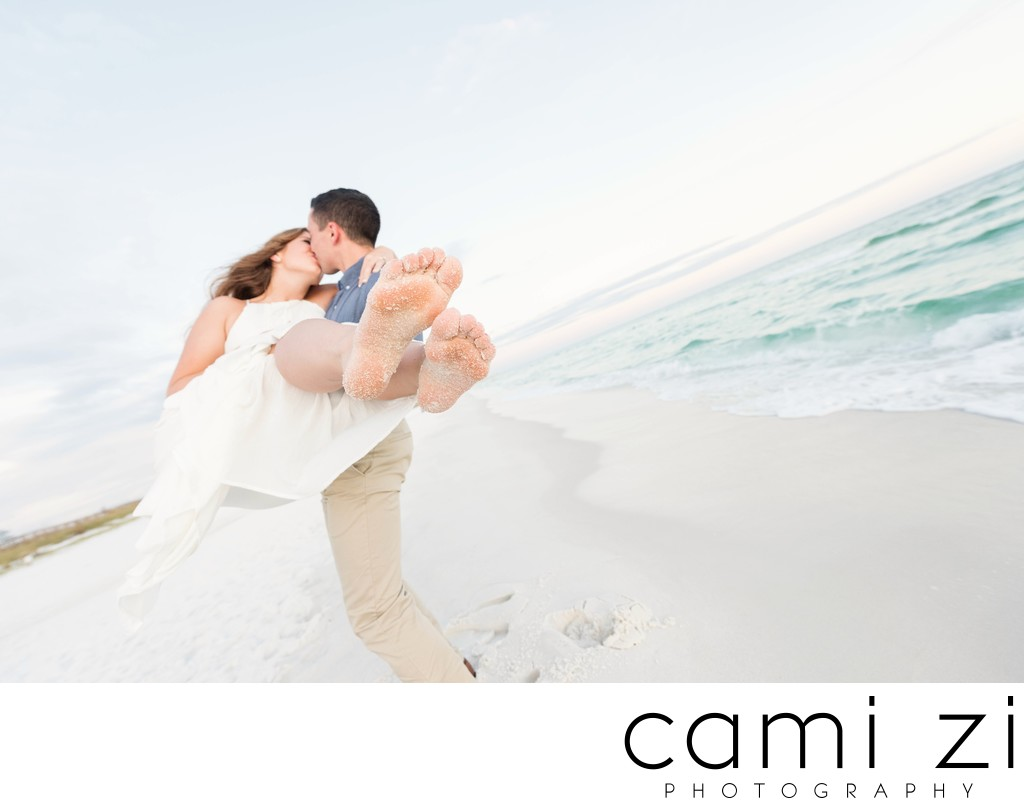 Fort Walton Engagement Photography