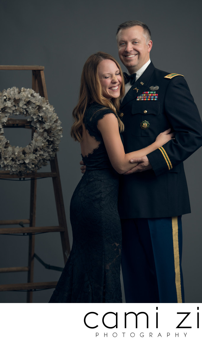 Pensacola Portrait Studio Military