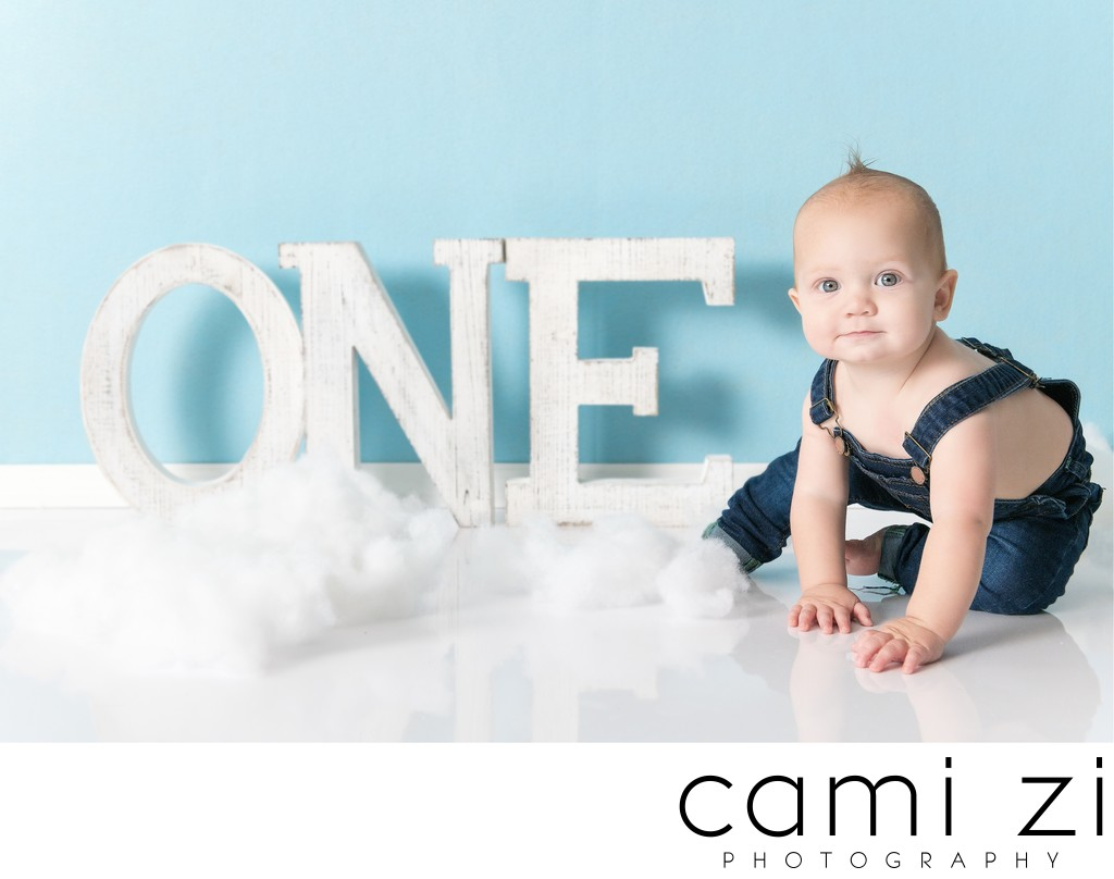 First Birthday Portraits in Pensacola