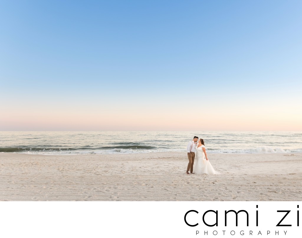 Best Orange Beach Wedding Photographer
