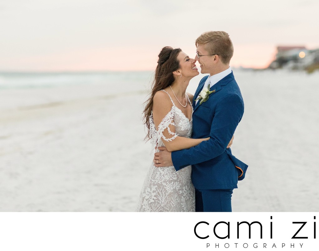 Beach Elopements on the Florida Panhandle