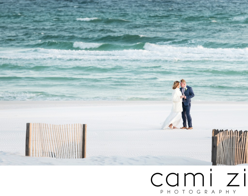 Winter Elopements in Pensacola
