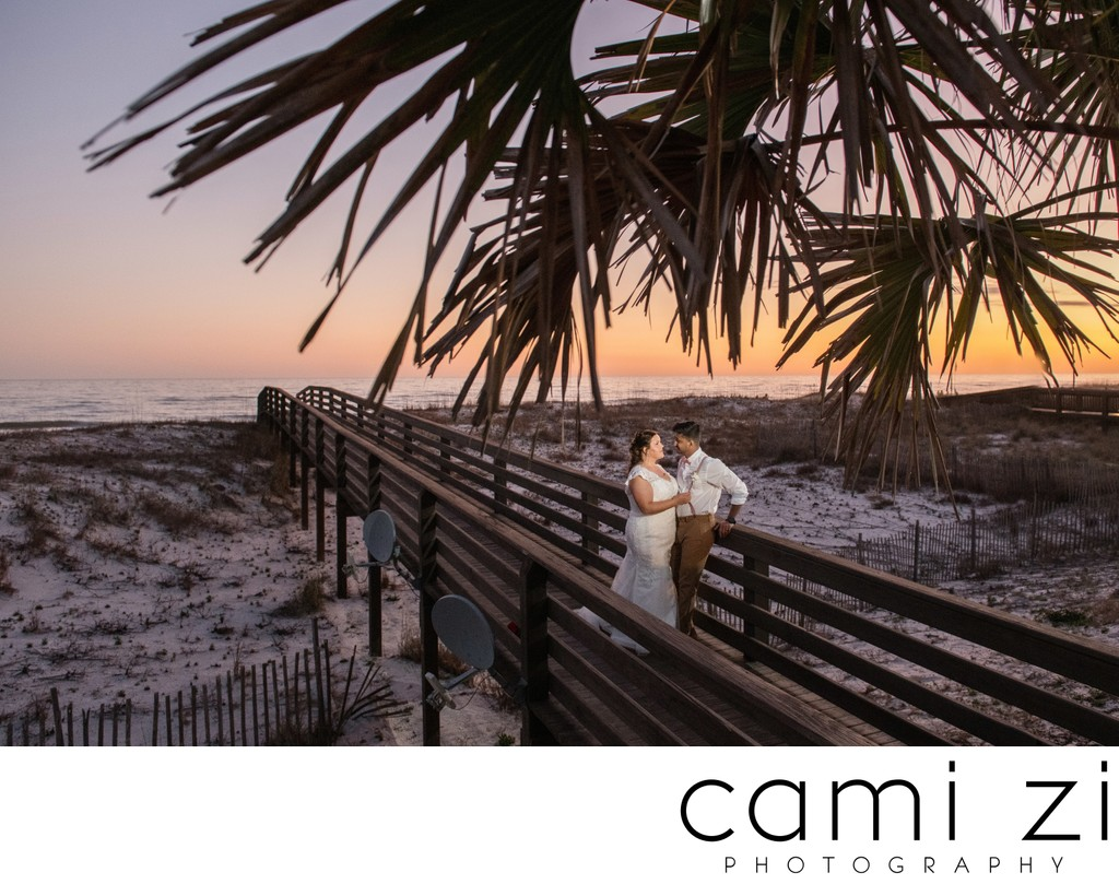Pensacola Beach Elopement Photographer