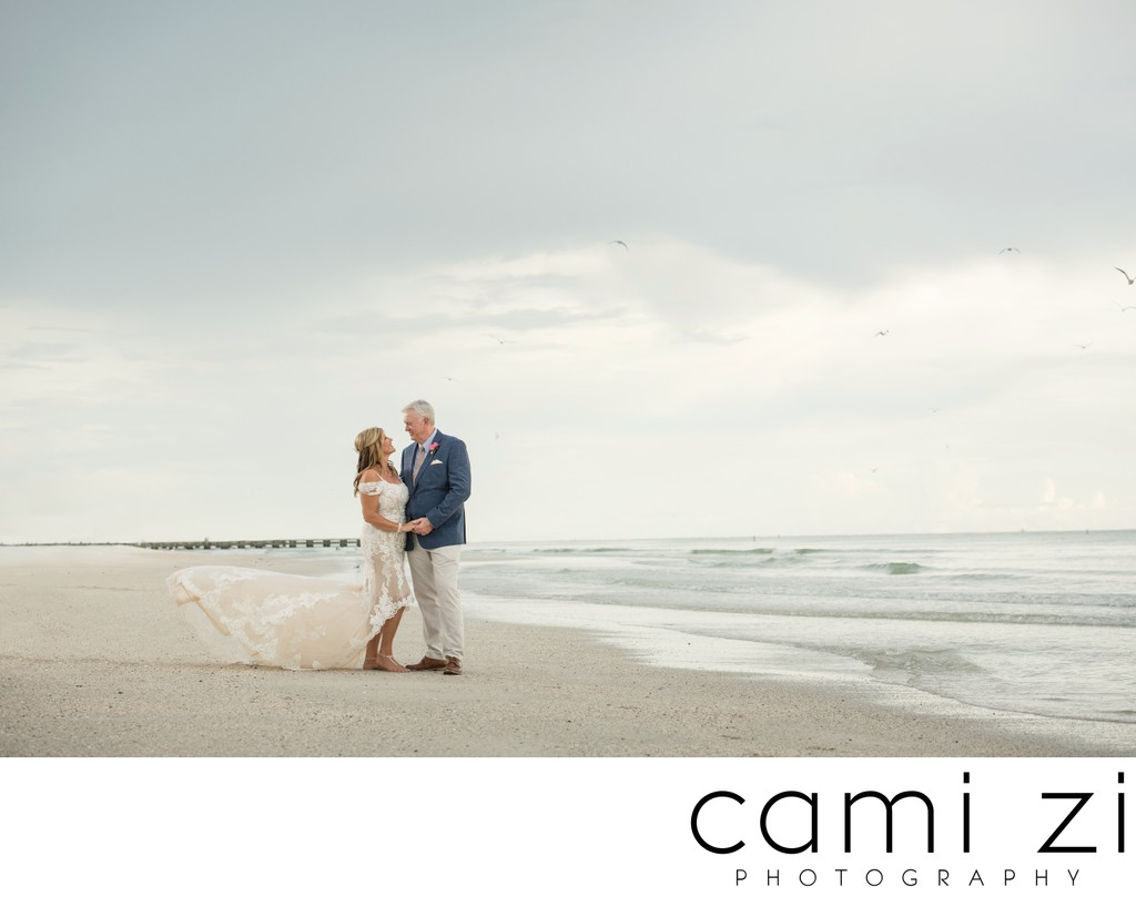 Elopement Photographer in Gulf Breeze Florida