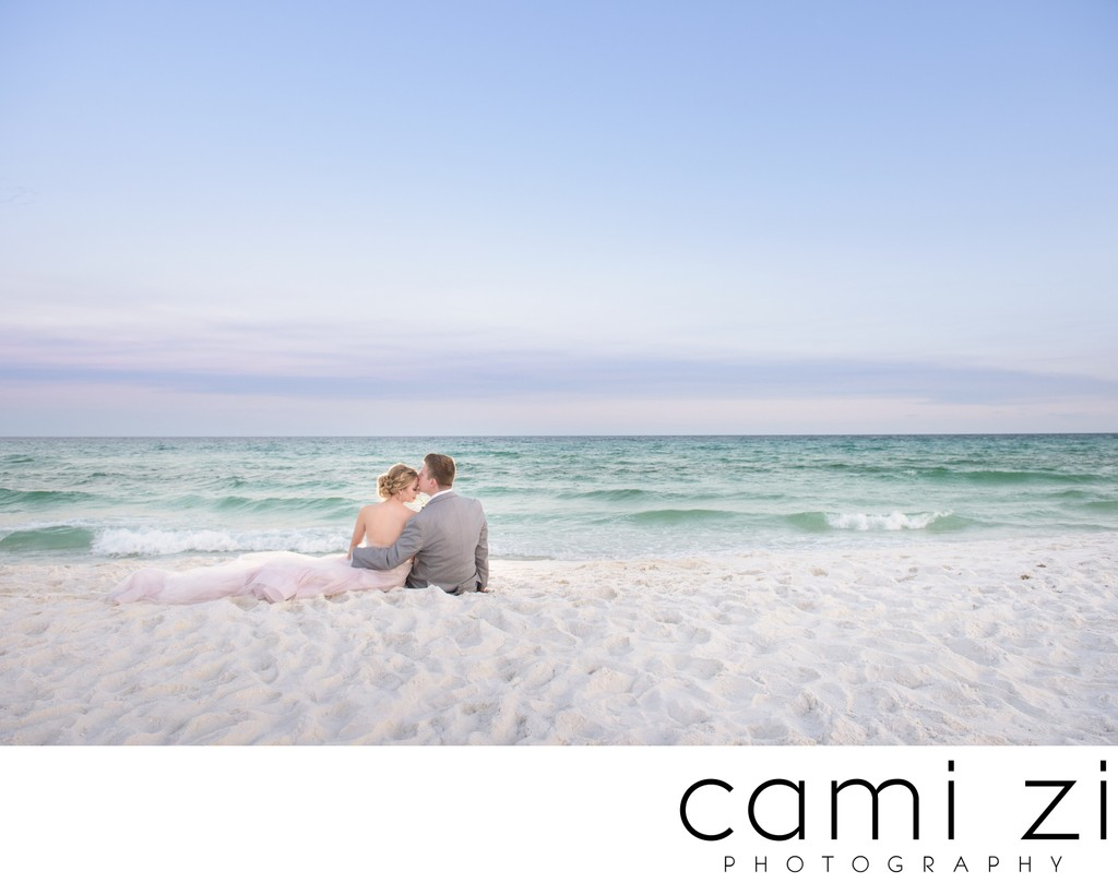 Weddings on White Sand Beaches in Pensacola