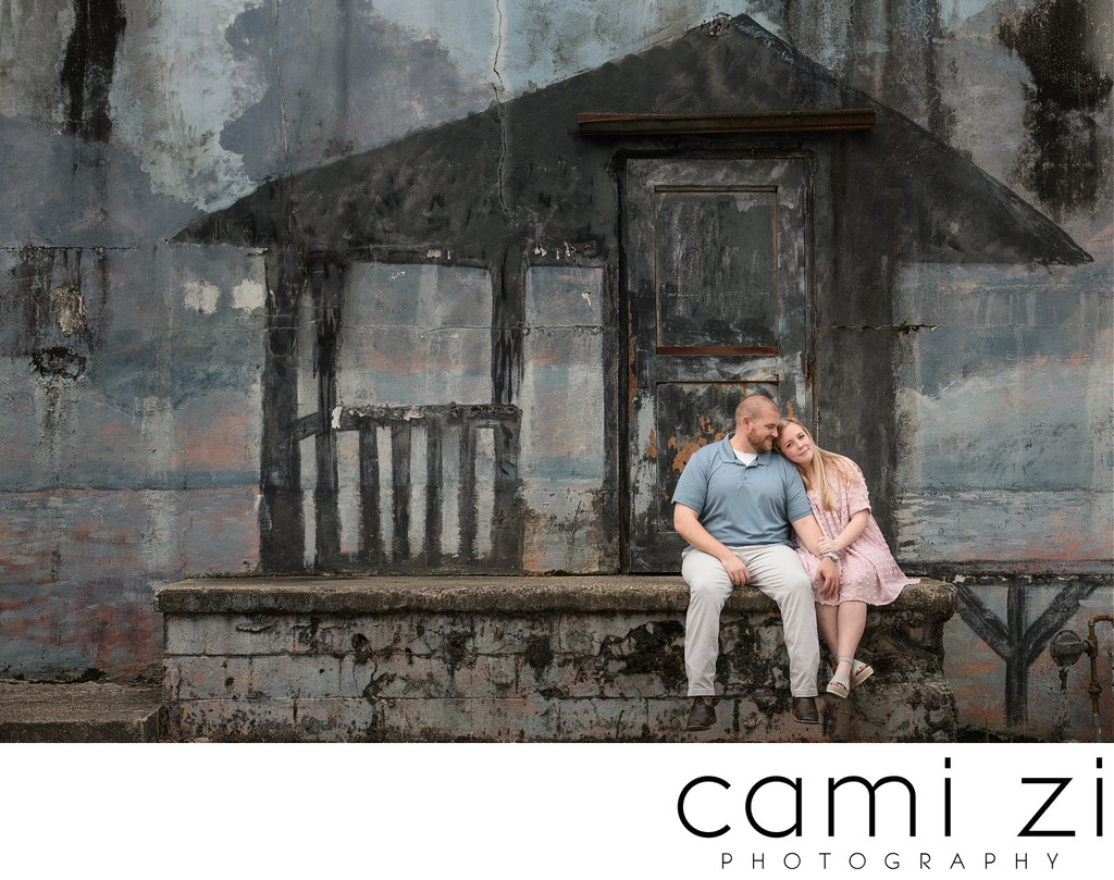 Fairhope Alabama Couples Photographer
