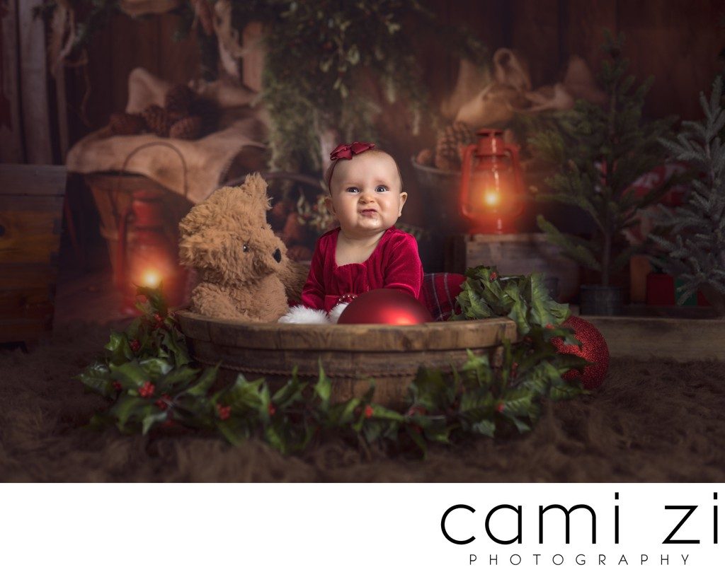 Christmas Mini Sessions  in Pensacola