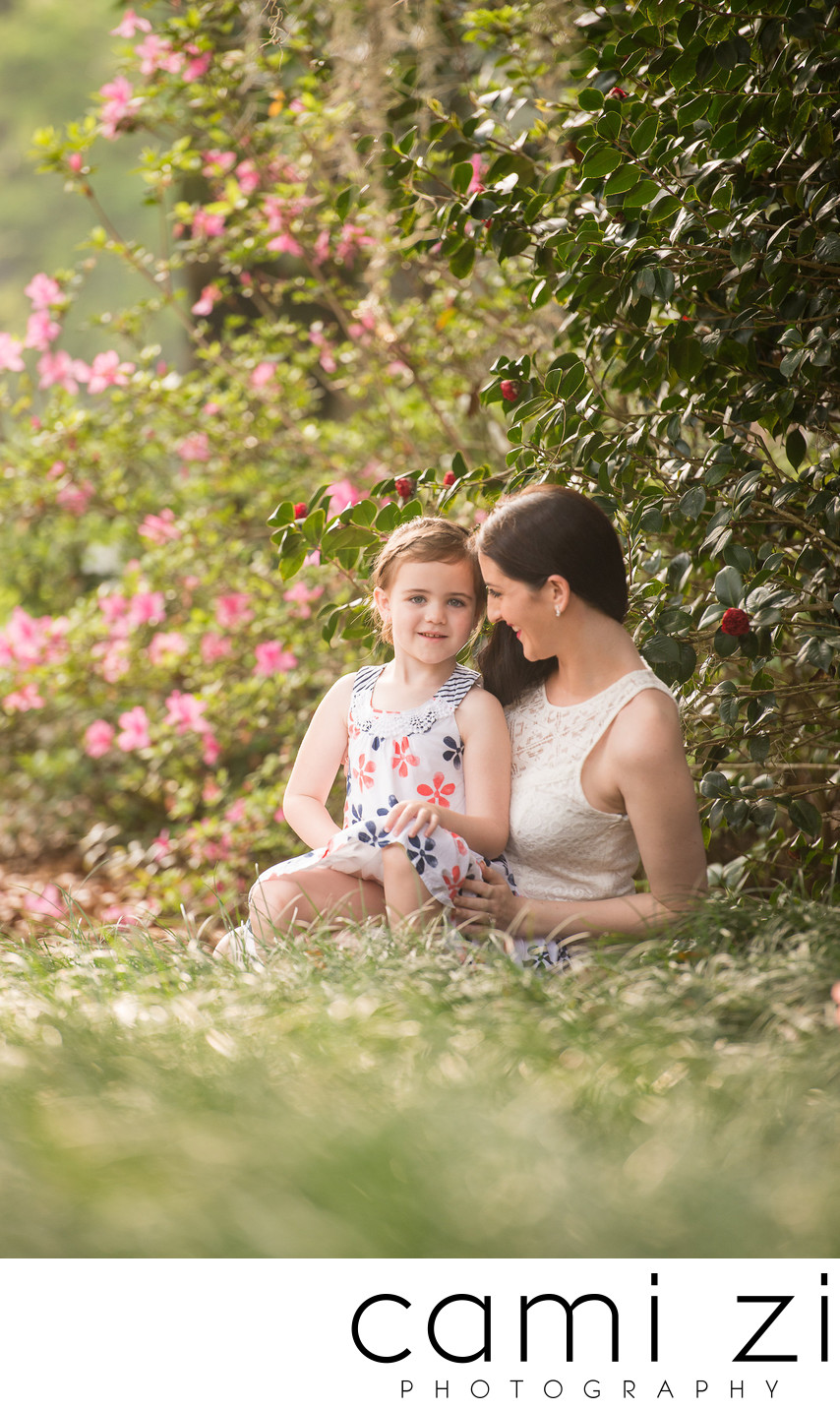 Mommy and Me Sessions in Pensacola