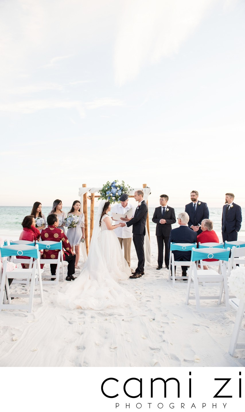 Pensacola Micro Wedding Photography