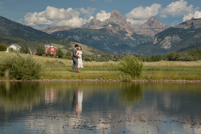 Grand Teton Engagement