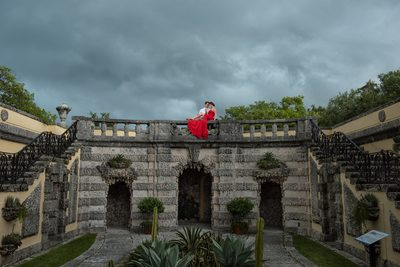 Vizcaya Engagement During Storm