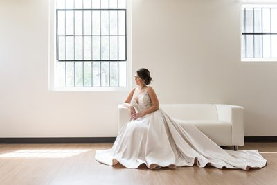 Beautiful Bridal Portrait Bryan Glazer Family JCC