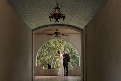 Sydonie Mansion Wedding