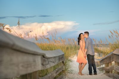 Fort Walton Beach Engagement Photography