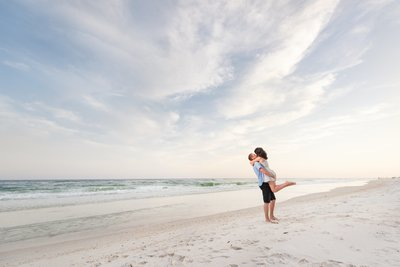 Best Engagement Photographer in Navarre