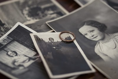Photograph of Grandmother's Memories