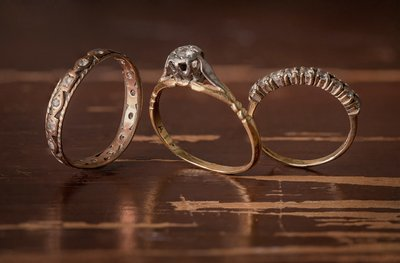 Generational Jewelry Fine Art Photography