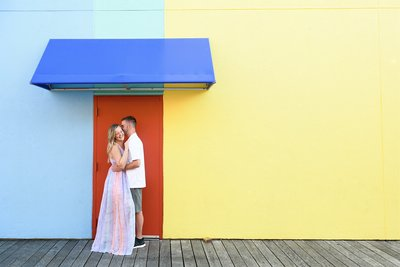Pensacola Beach Engagement Photographer