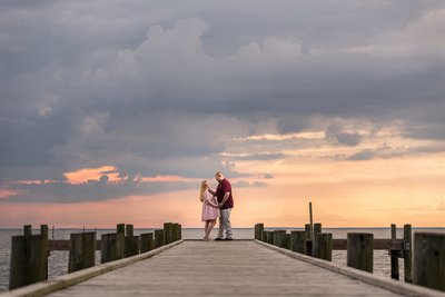 Sunset Photos in Fairhope, Alabama