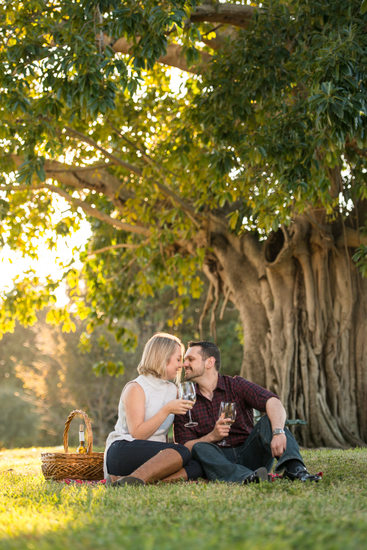 Navarre Engagement Photography
