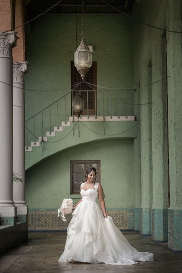Anilas Bridal Portrait at Biltmore