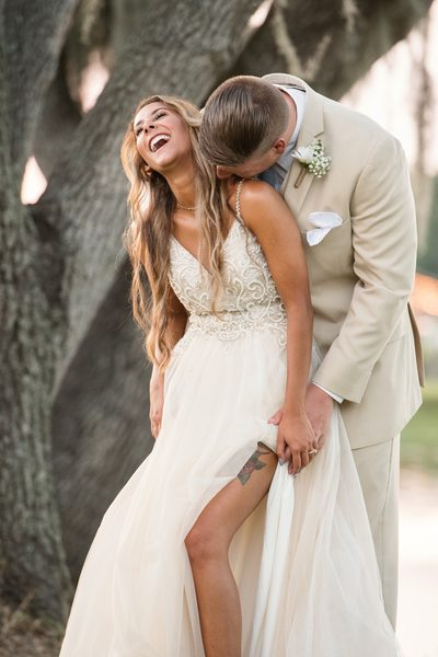 Florida Country Wedding