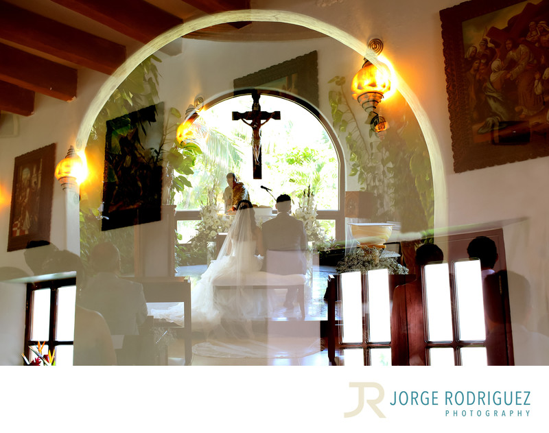 Capilla Nuestra Señora del Carmen Church Wedding