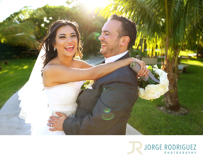 Azul Fives Resort Riviera Maya Wedding Photography