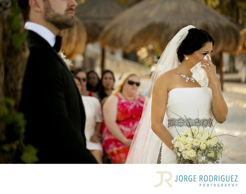 Tulum Destination Wedding at Ana y Jose Beach Club