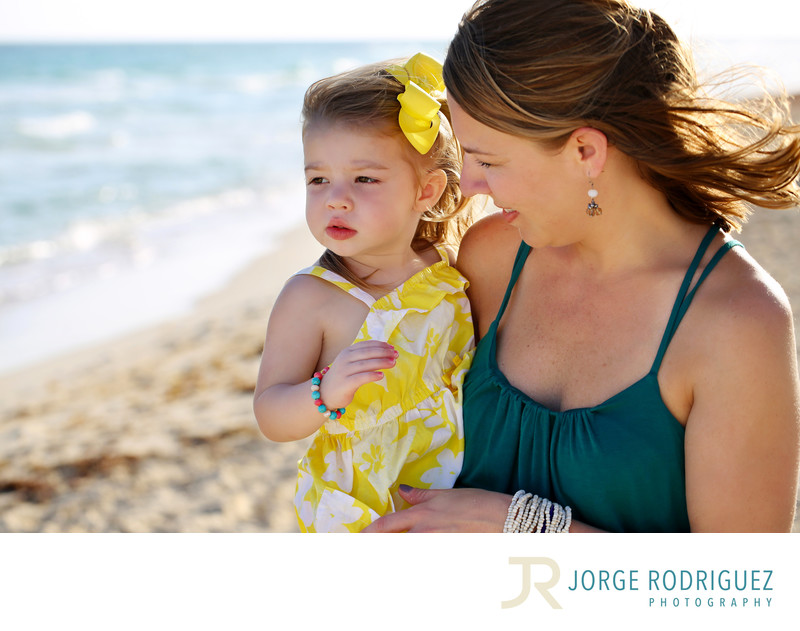 Riviera Maya Family Portrait Photography