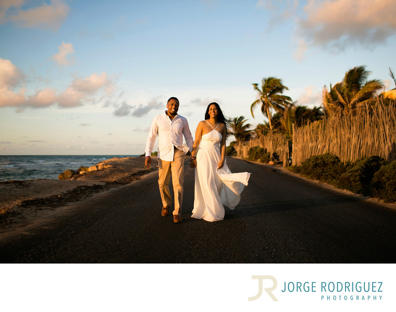 Engagement Photography Tulum