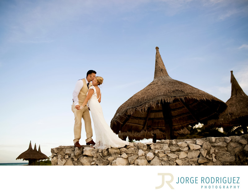 Beach Wedding at Secrets Maroma Beach Riviera Cancun
