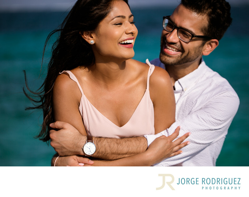 Puerto Morelos Engagement Photographer